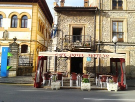 hotel en Villaviciosa Asturias